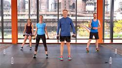 High-intensity interval training: Maximum results in a minimum of time