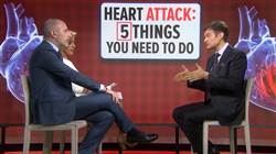 What to do if someone has a heart attack: Dr. Oz shares life-saving tips