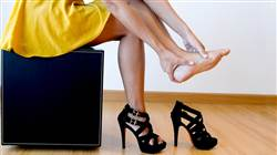 Are high heels really bad for your feet?